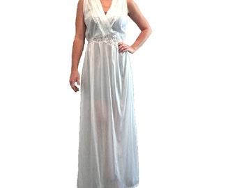 Silky Lingerie/ Undercover Wear Cream Silky Lingerie/ Pajamas/ PJs/ Soft Lingerie/ White Lingerie/ Wedding Lingerie/ Bachelorette  Gift