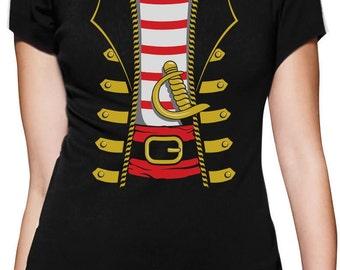 Pirate Halloween Costume - Women's Short Sleeve T-Shirt