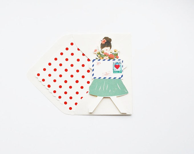 Mother's Day OR Everyday Paper Doll