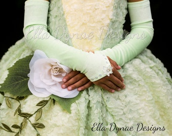 Tiana Accessories Gloves & Tiara