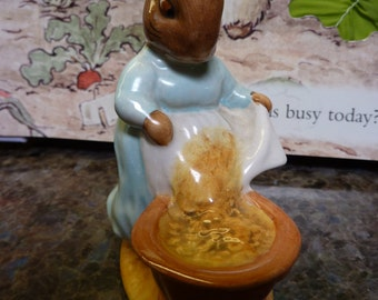 Beatrix Potter Cecily Parsley 1965 Beswick England