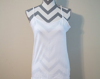 JUNIORS Lace Shirt Extender, Camisole, Tanktop