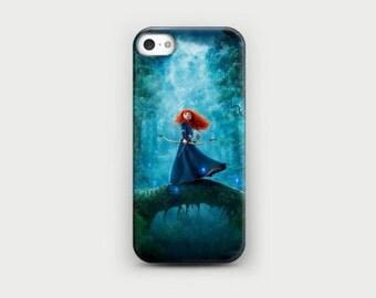 Brave / Pixar + Disney Phone Case For iPhone and Samsung - Princess Merida