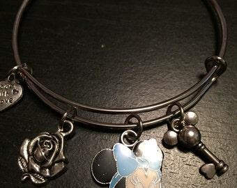 Minnie Inspired Bracelet