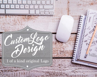 Custom Logo Design, Business Logo Design, Business Branding, Professional Logo Design, Graphic Design,  Branding Package, Business Logo