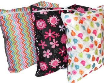 Wet Bag- Wet Bag for Cloth Diaper, Washable, Leakproof & Reusable.