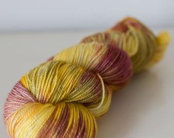 MOLLY WEASLEY - Harry Potter Inspired High Twist Sock Yarn