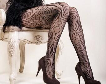 Fashion tights, Hoisery, Pantyhose, Fishnets, Legging, Lace tights