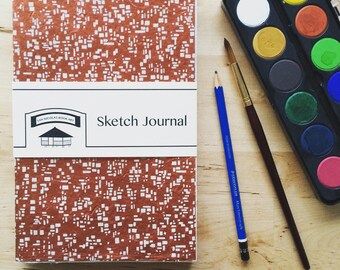 Sketch Journal - 6 x 9