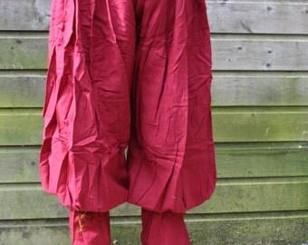 Rus viking trousers, linen