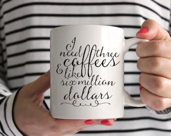 Coffee & Millions Mug