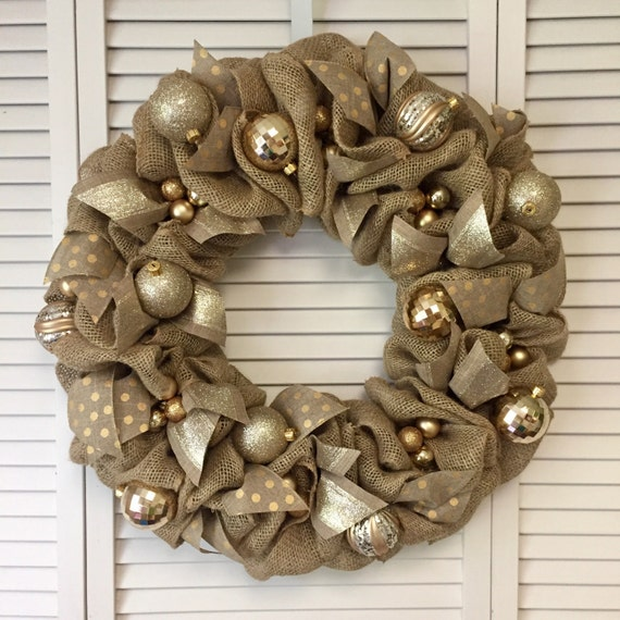 Extra Large Outdoor Christmas Wreath