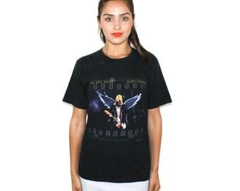 90s Kurt Cobain Promo Wings T Shirt