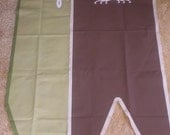 Lord of the Rings Wedding Banners Arwen Evenstar Aragorn White Tree of Gondor
