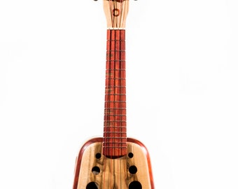Kookaburra - Handmade Ukulele by Tyde Music