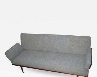 Peter Hvidt and Orla Molgaard Nielsen France & Son Vintage Mid Century Modern Sofa