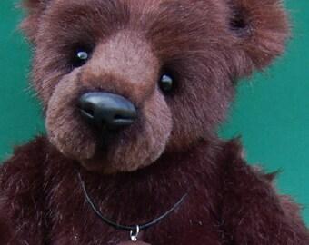 """OOAK Artist Bear """"Rolo"""""""