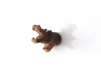 """Fridge Magnet """"Hippo"""""""