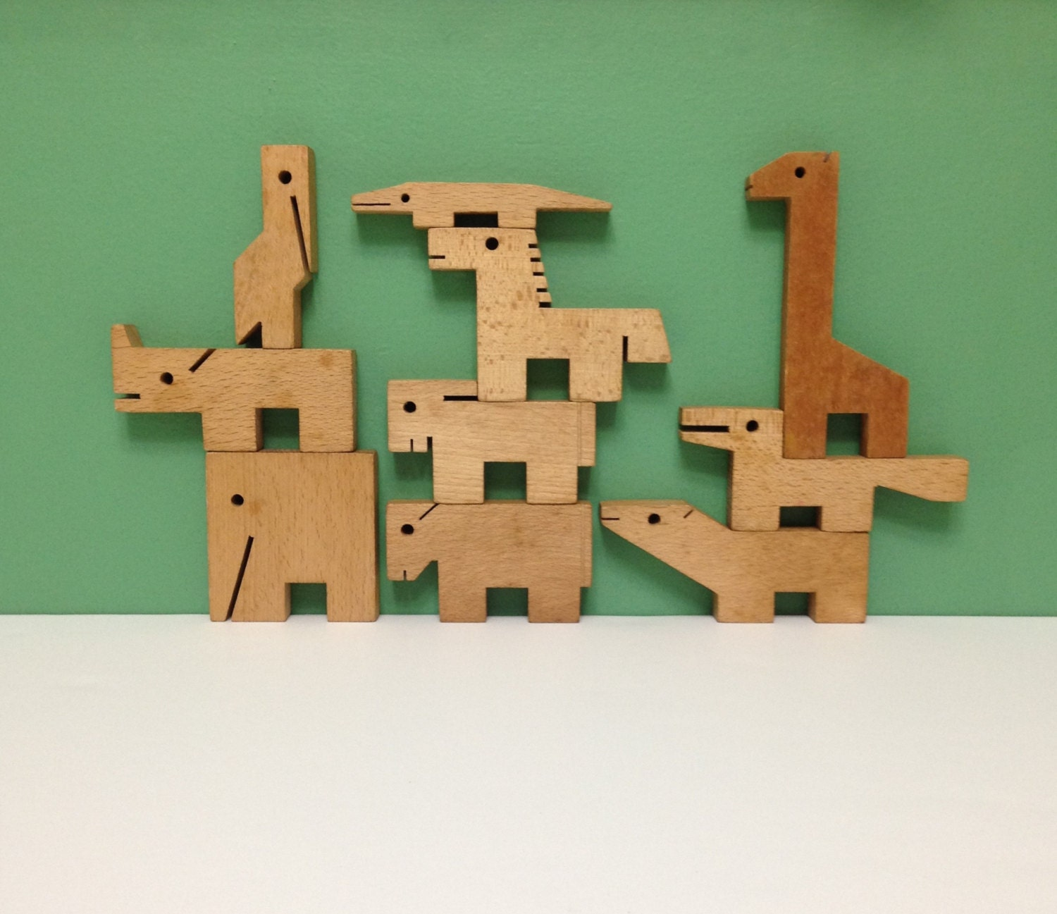 Creative Wooden Toys 27
