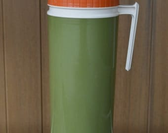 Vintage Large King Seeley Thermos