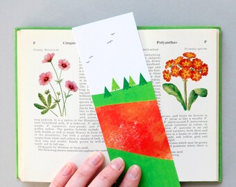 Hills Bookmark