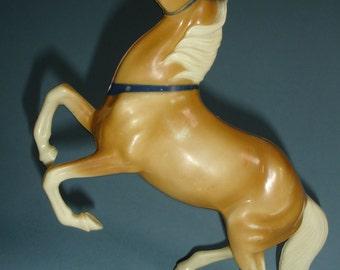 Vintage TRIGGER Roy Rogers' Horse Toy Plastic