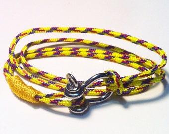 Bracelet mens/ladie nautical rope