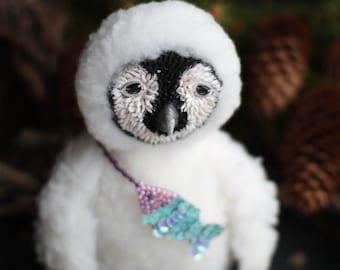 Baby Penguin Plush Art doll Baby Penguin