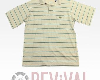 Vintage Izod Lacoste Shirt ~ Size M-L