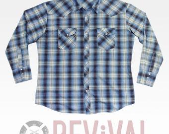 Vintage Open Trails Shirt ~ Size XL