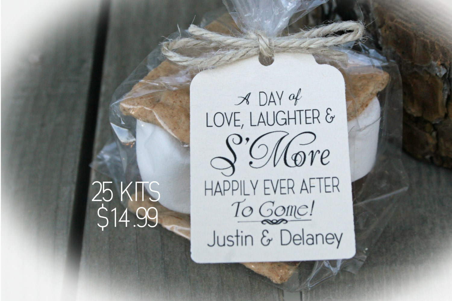 Wedding Favor Tag Kit : NEW Wedding Favor Wedding Favor Kits 3 TAG by MerryMeDesign