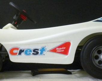 Crest Pedal Car