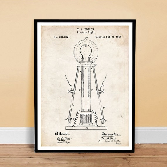 thomas edison inventor or patent thief Thomas edison is widely known as the greatest inventor the world has ever known nikola tesla is also known as a great inventor and many people say he was more brilliant than edison was.