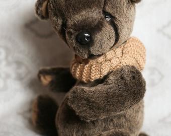 Cliff Teddy Bear 35 cm OOAK