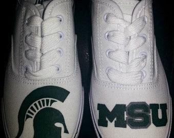 Michigan State Child Shoes