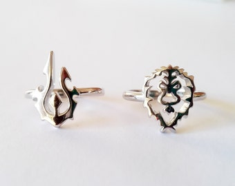 Alliance ring, World of Warcraft ring, WOW