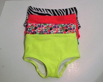 Bikini Bottoms, Mix and Match Bikini, Custom  Bikini Bottoms, Full Coverage Bikini Bottom, Custom Bathing Suit, Choose Your Bottom