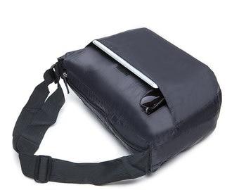 Foldable Crossbody Bag,Foldable Long Strap Bags, Travel Storage Bag,Foldable Messenger Bags
