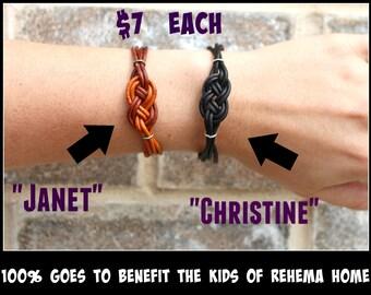 Handmade Knot Bracelet