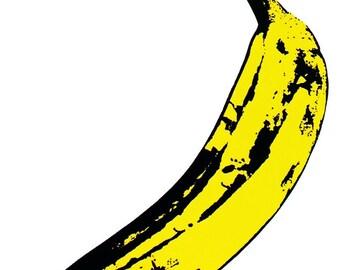 Andy Warhol's Banana, The Velvet Underground & Nico Poster
