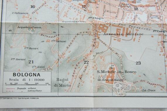 fintyre bologna map - photo#17