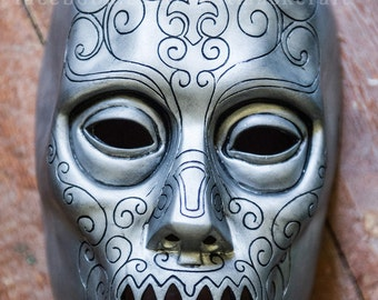 inspired Death Eaters N3  mask Harry Potter Costume halloween props