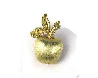 Avon Apple Pin