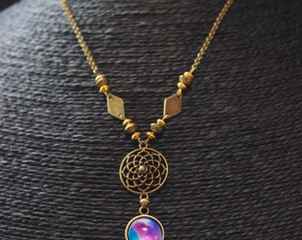 Ethnic chic hippie Bohemian jewelry