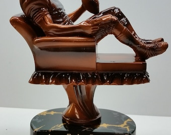 Fantasy Football Trophy Champion - Economy Trophy ENGRAVED-FREE