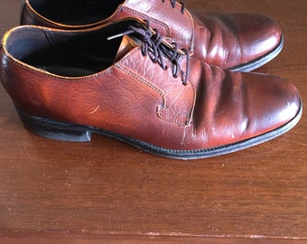 Mens Eaton's Leather Dress Shoes