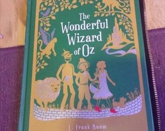 Wizard of Oz Book Clutch