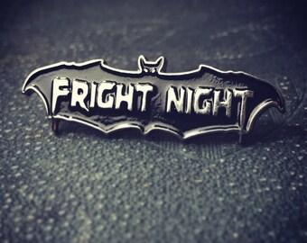 Fright Night Enamel Pin