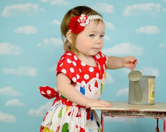Red Bow, Flower Bow, Butterfly Bow, Girls Bow, Baby Bow, Flower Headband, Girls Headband, Baby Headband, Girls, Baby Girl, Headbands, Bows