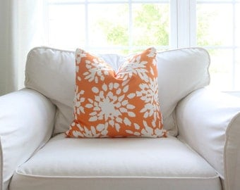 Valencia Orange | Pillow Cover